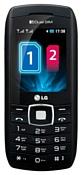 LG GX300 черный на гарантии полный комплект