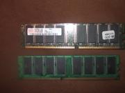 Продам оперативную память ddr,  видеокарту ATI Radeon 9250