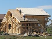 Строительные услуги под ключ.От фундамента до крыши.Нарочь Поставы и т