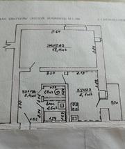 Продам 1-комнатную квартиру в д.Раевка