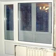 Окна,  двери ПВХ,  Балконные рамы