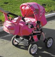 Детская коляска-трансформер Aro Team Polo
